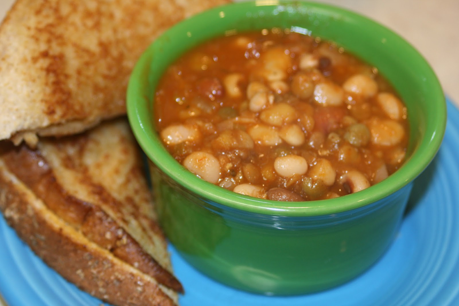 13 Bean Soup With A Kick Recipes — Dishmaps