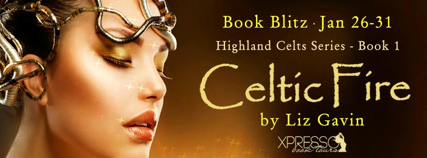 Celtic Fire Book Blitz