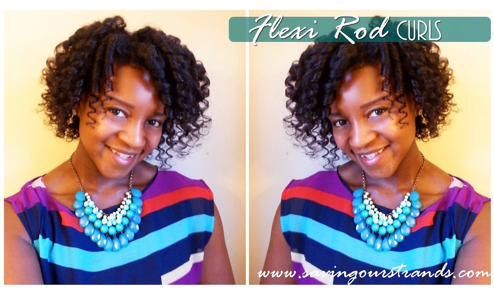 Savingourstrands celebrating our natural kinks curls coils ill probably pick up some wider think fatter flexi rods because although i loved these little sprial curls if you know me and i think that you do i baditri Choice Image