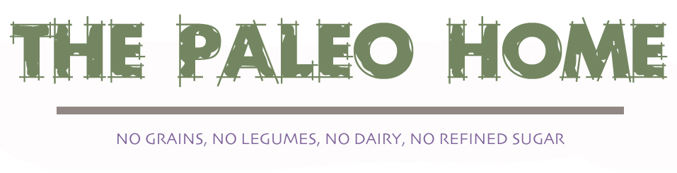 The Paleo Home