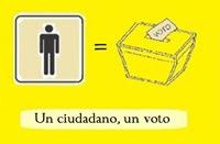 Reforma de la Ley Electoral ¡Ya!