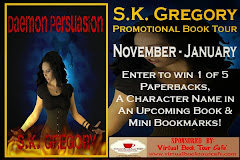 Daemon Persuasion by S.K. Gregory