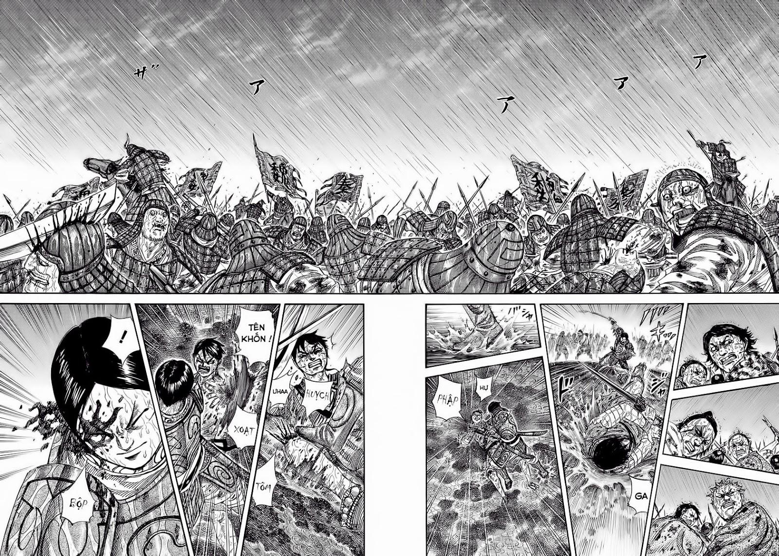 Kingdom – Vương Giả Thiên Hạ (Tổng Hợp) chap 230 page 13 - IZTruyenTranh.com