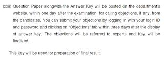 Pb Revenue Patwari Answer key