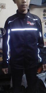 Jaket Motor Bahan Diadora Murah Di Tangerang