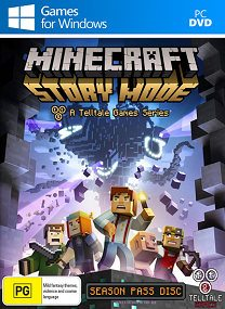 Free Download Minecraft Story Mode Episode 1-5 for PC