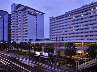 Hotel Murah Dekat Stasiun Gambir - Pullman Jakarta Indonesia