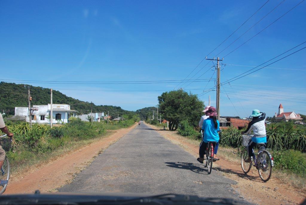 Mộc mạc miền quê Hàm Thuận Nam