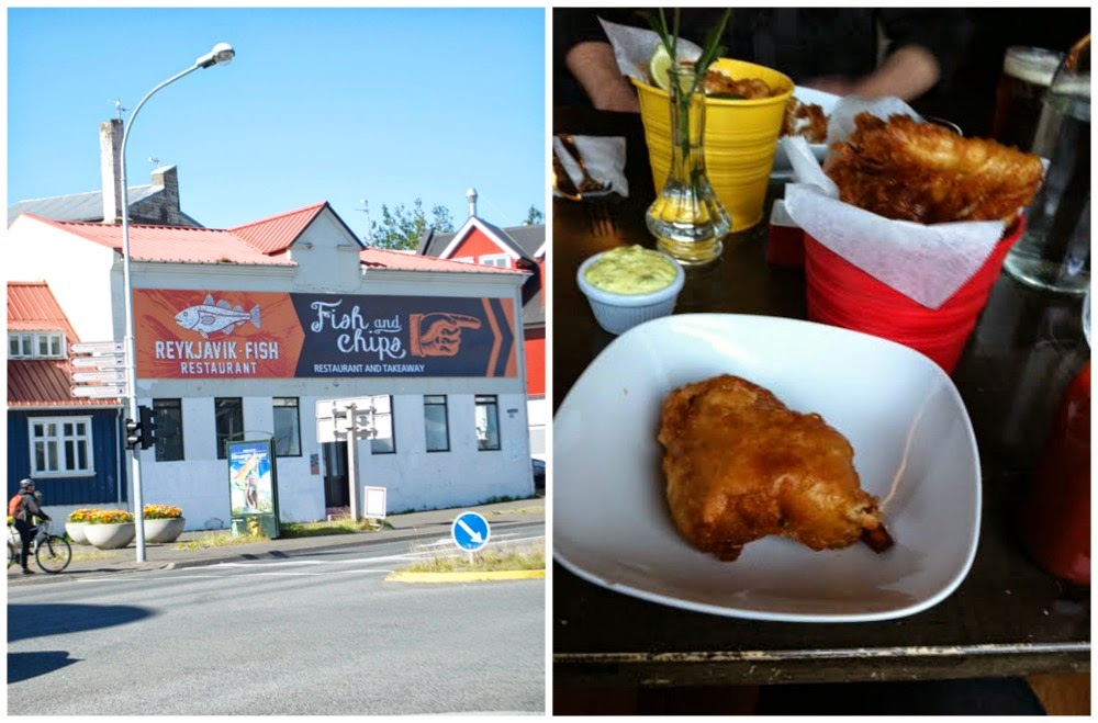 fish and chips iceland