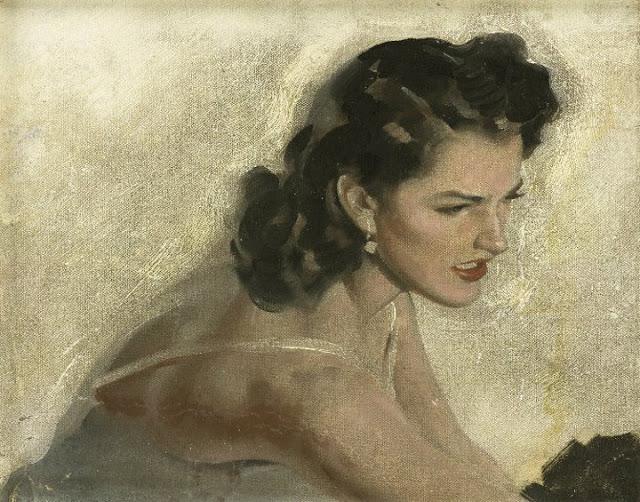 American illustrator william andrew loomis 1892 1959 for Tattoo shops in zanesville ohio