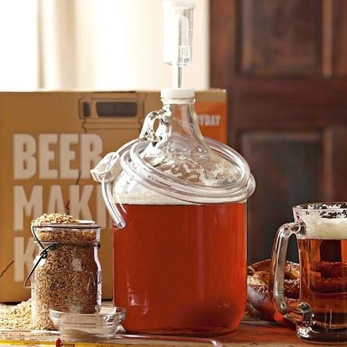 Kit para preparacion cerveza casera