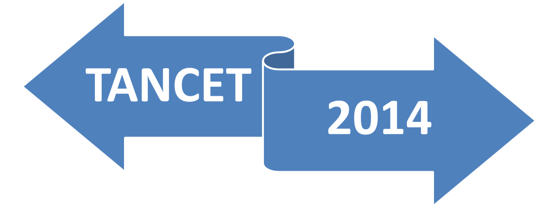 is TANCET ? Latest TANCET Updates TANCET 2014 Eligibility TANCET 2014