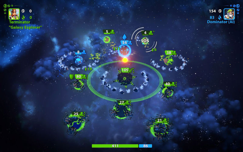 PLANETS UNDER ATTACK pc