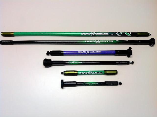 Les Stabilisations Dead Center Archery - La gamme Diamond Series IMG_20160128_151743