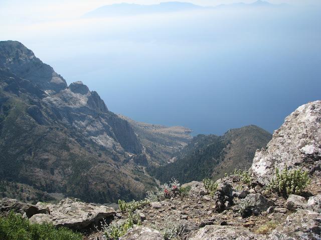 View Mount Dikaios Kos