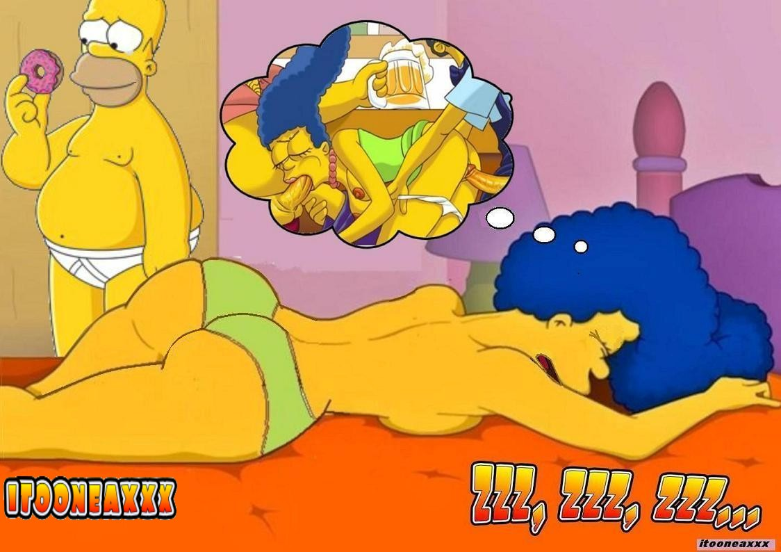 Marge Simpson Pack
