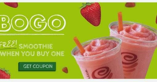 photo regarding Jamba Juice Printable Coupon named Jamba juice bogo coupon september : Samsung pill 3 bargains