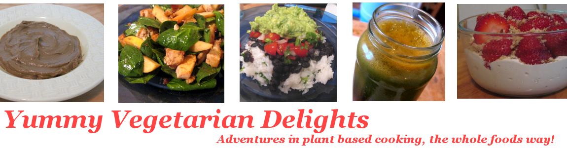 Yummy Vegetarian Delights