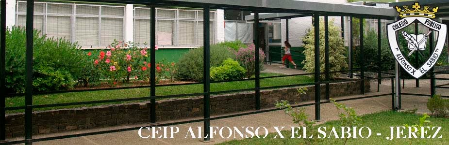 CEIP ALFONSO X EL SABIO. JEREZ