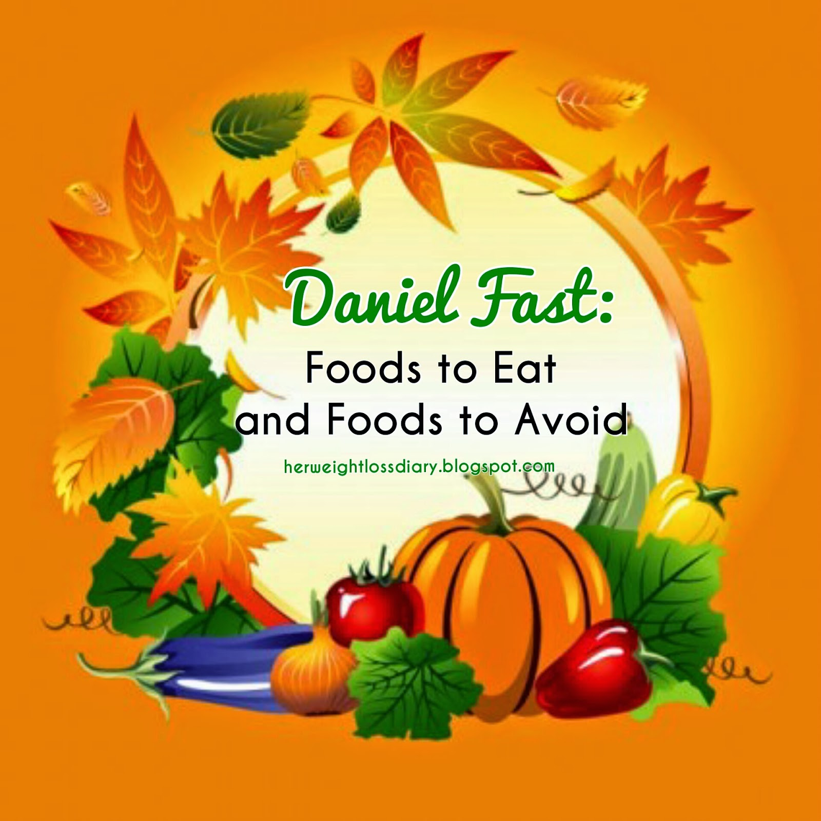 Daniel Fast for Weight Loss