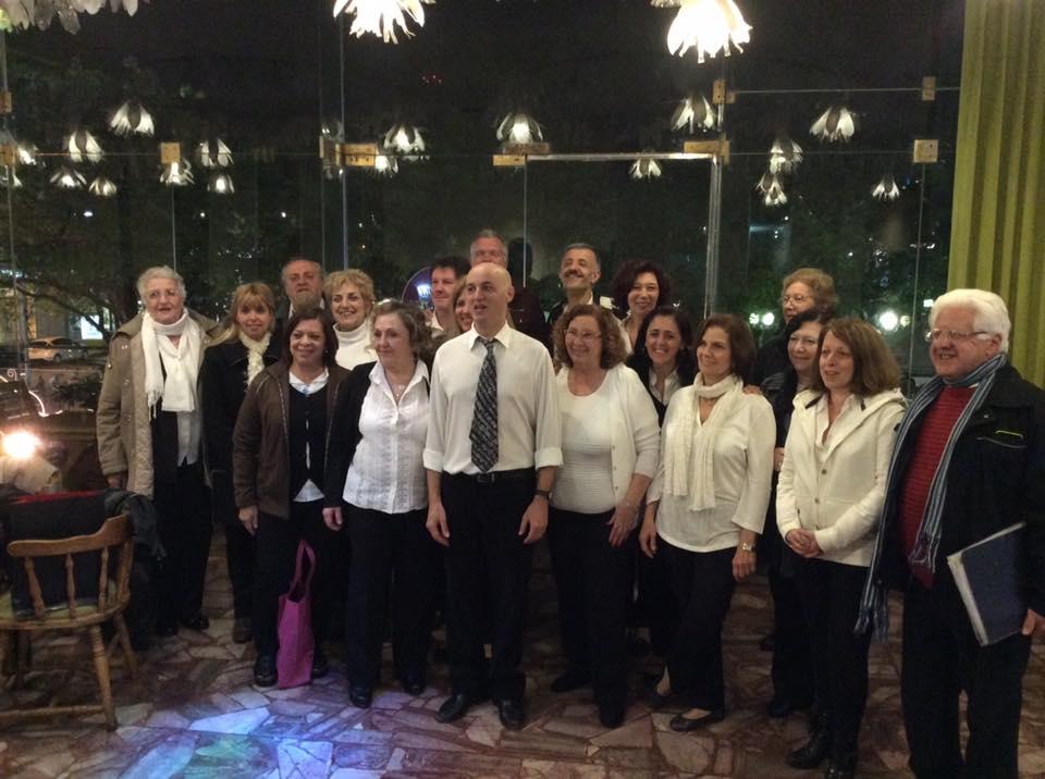 """""""Coro de la Innovación"""" en Posadas (Misiones)"""