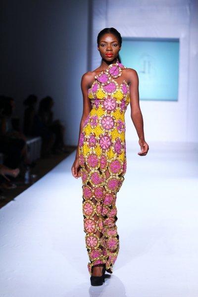 MTN lagos fashion and Design week 2012: Iconic invanity