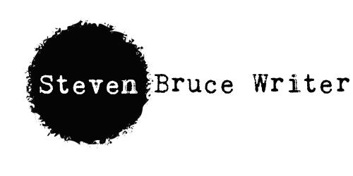 Steven Bruce Writer