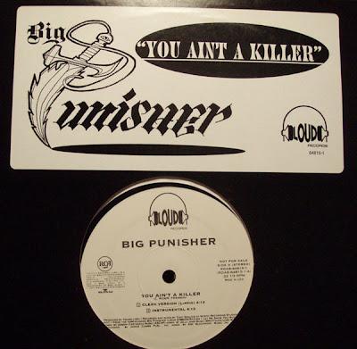 Big Punisher – You Ain't A Killer (Promo VLS) (1997) (320 kbps)