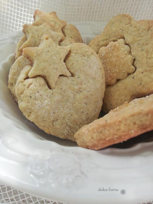 i biscotti per la nonna