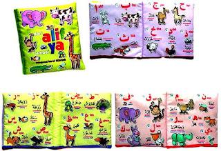 Penerapan Media Papan Flanel Pada Pelajaran Bahasa Arab