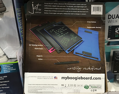 Boogie Board Jot 8.5 LCD eWriter – Note taking just as easy as pen on paper