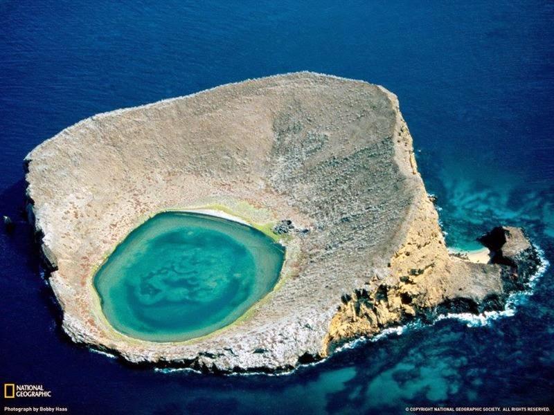 Blue Lagoon, Isole Galapagos (Ecuador)