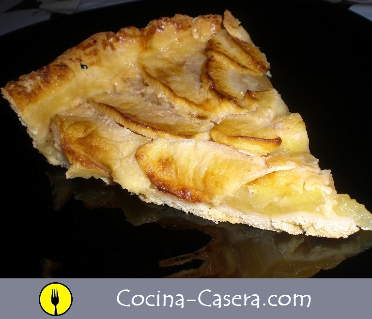 Tarta f cil de manzana reineta en thermomix y a mano for Cocina facil y rapida