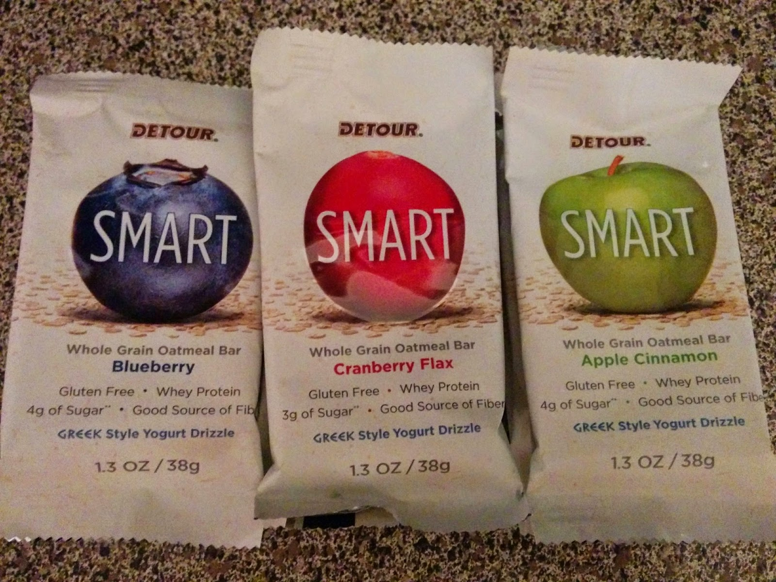 You could win Detour Smart Bars. Join my birthday party today!