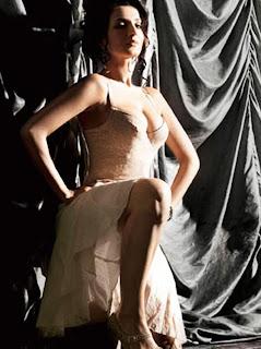 Actress Amisha Patel in Man