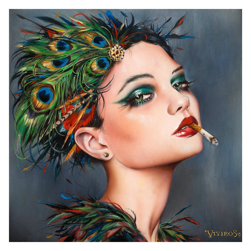 Art of the Day - Brian M. Viveros