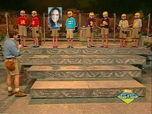 legends of the hidden temple show
