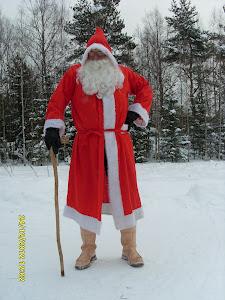 Suomen Joulupukki aito vaka vanha Väinämöinen tietäjä iänikuinen taikavarvun haltija
