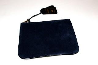 Clothes & Dreams: Balmain x H&M: pouch I bought