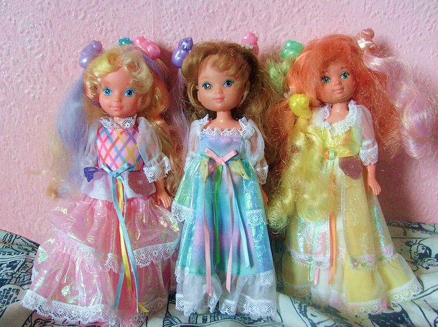 80s Toy Dolls : Juripunek random toys from the s and that you