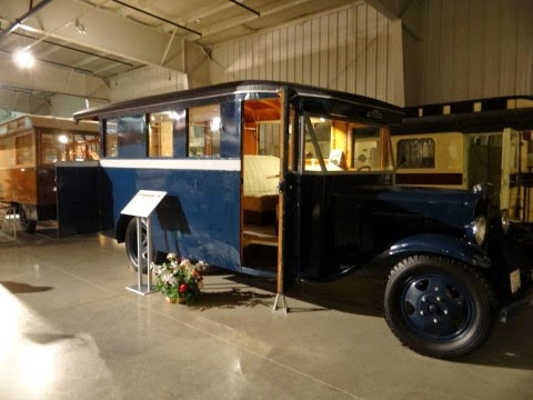 Elegant  Display At RV Amp Mobile Home Hall Of Fame Amp Museum In Elkhart Ind