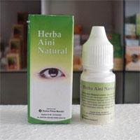 Obat Tetes Mata Herba Aini Natural