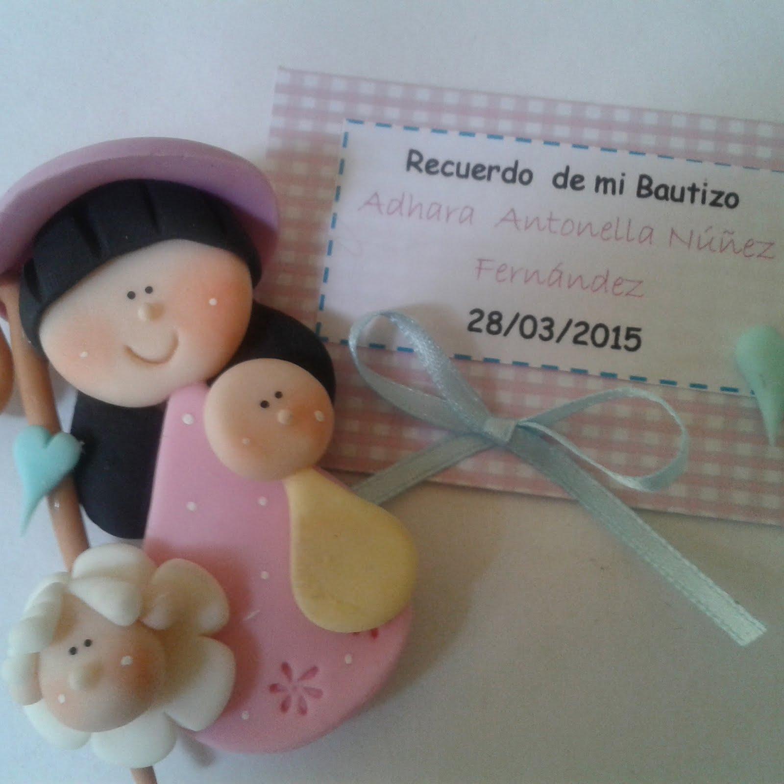 Recuerdo Bautizo