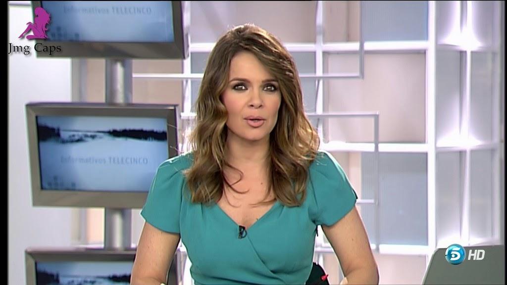 CARME CHAPARRO, INFORMATIVOS TELECINCO (16.03.14)
