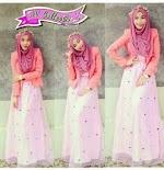 Tutu Sandra Set Hijab GC1990 HABIS