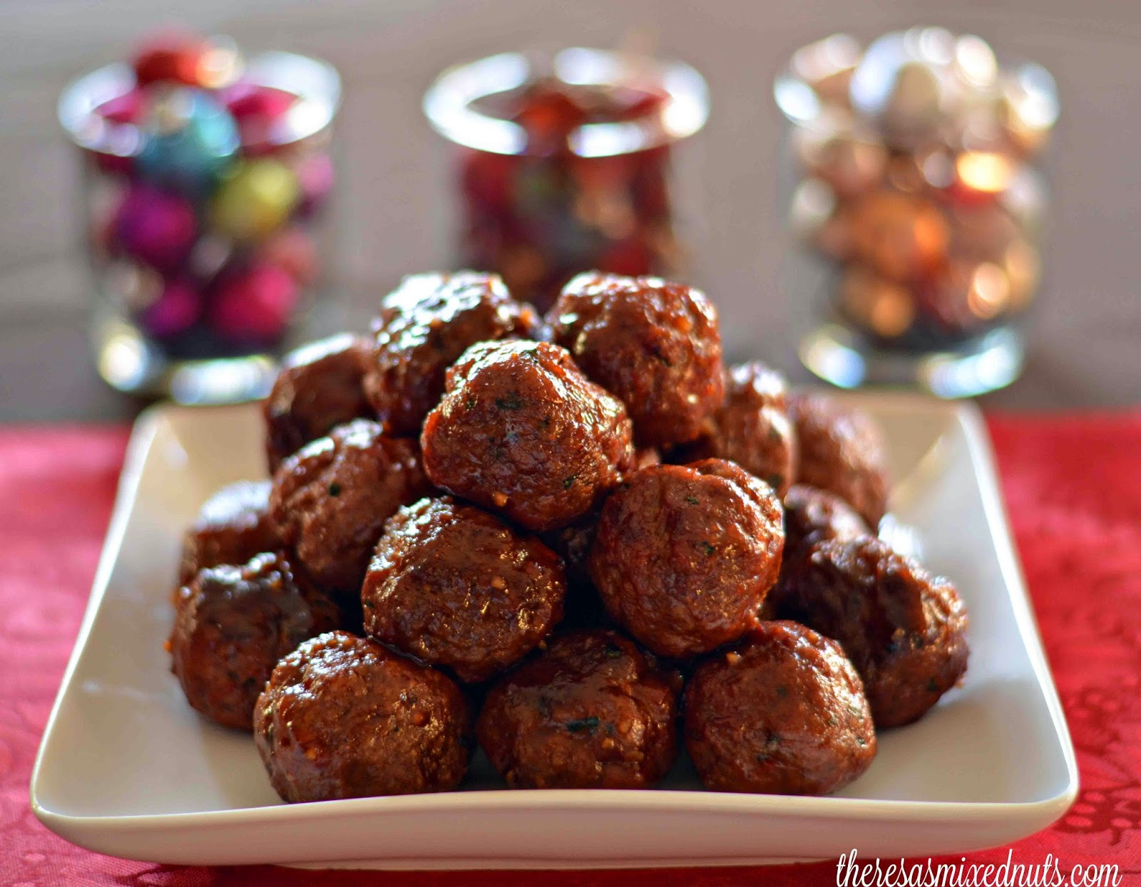 Sweet And Sour Meatballs II Recipes — Dishmaps