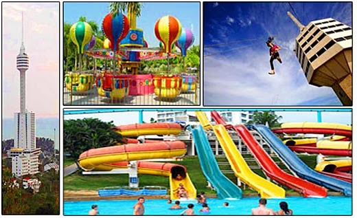 Amusement Park Pattaya Thailand