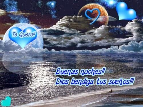 Frases Para dar las Buenas noches, Imagenes de buenas noches con frases