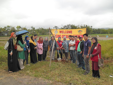 VM Macarampat leads ground breaking ceremonies for ASFP