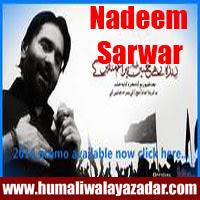 http://ishqehaider.blogspot.com/2013/07/nadeem-sarwar-nohay-2014.html